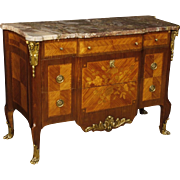 20th Century French Inlaid Commode