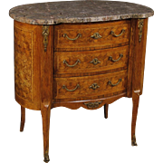 20th Century French Inlaid Dresser