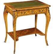 20th Century French Inlaid Writing Table