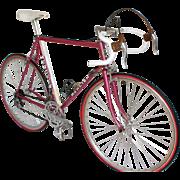 Vintage French Racing Bike, Racing Bicycle, 14 Speed, 58cm, French Mercier.   c.1970's