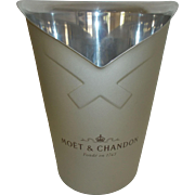 Champagne Bucket by Moet & Chandon