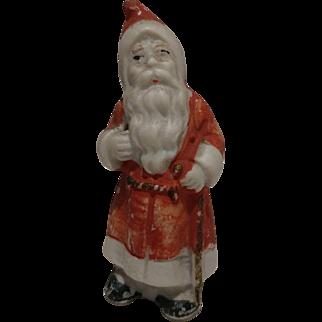Antique German Bisque Santa