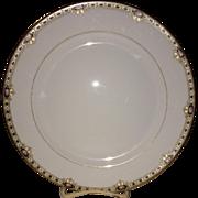 "Noritake ""The Ceylon""  Dinner Plate"