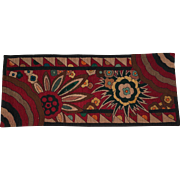 English Art Deco Tapestry