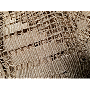 Large Silk Lace Spread