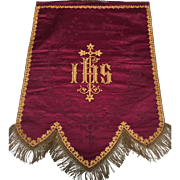 Church Banner IHS