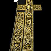 Religious Vestment Set