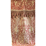 Doorway hanging or curtain panel