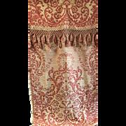 Doorway hanging or curtain panel