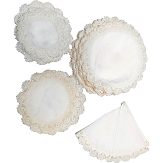 Group of Doilies