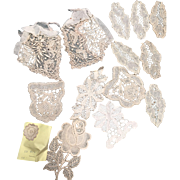 Lot of Lace Inserts