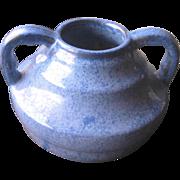 Fulper Pottery Vase, Vintage American Art Pottery,Circa 1928-1935, Arts & Crafts Style