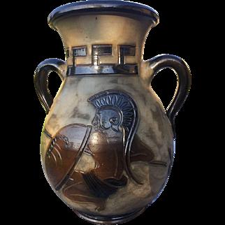 Rare large art deco vase Roger Guérin