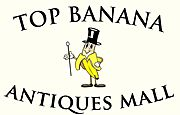Top Banana Antiques Mall logo