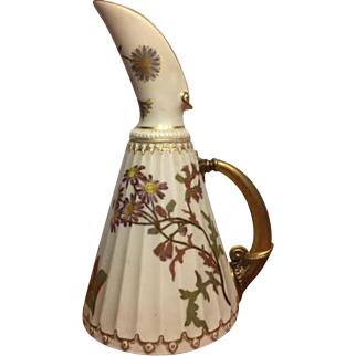 Royal Worcester pitcher