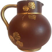 Rookwood Pitcher by Anna M. Bookprinter, 1885