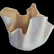 Venini Hankerchief Vase