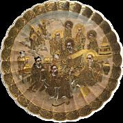Satsuma plate