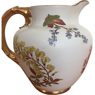 Royal Worcester pitcher