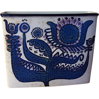 Royal Copenhagen  stylized vase Bette Jessen
