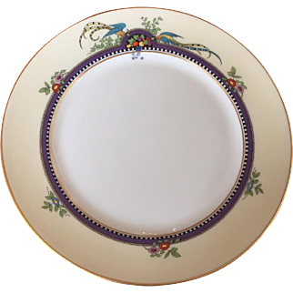 Lenox Florida Dinner plates and rimmed soup bowls