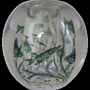 Orrefors Fish Graal .1948 Edward Hald