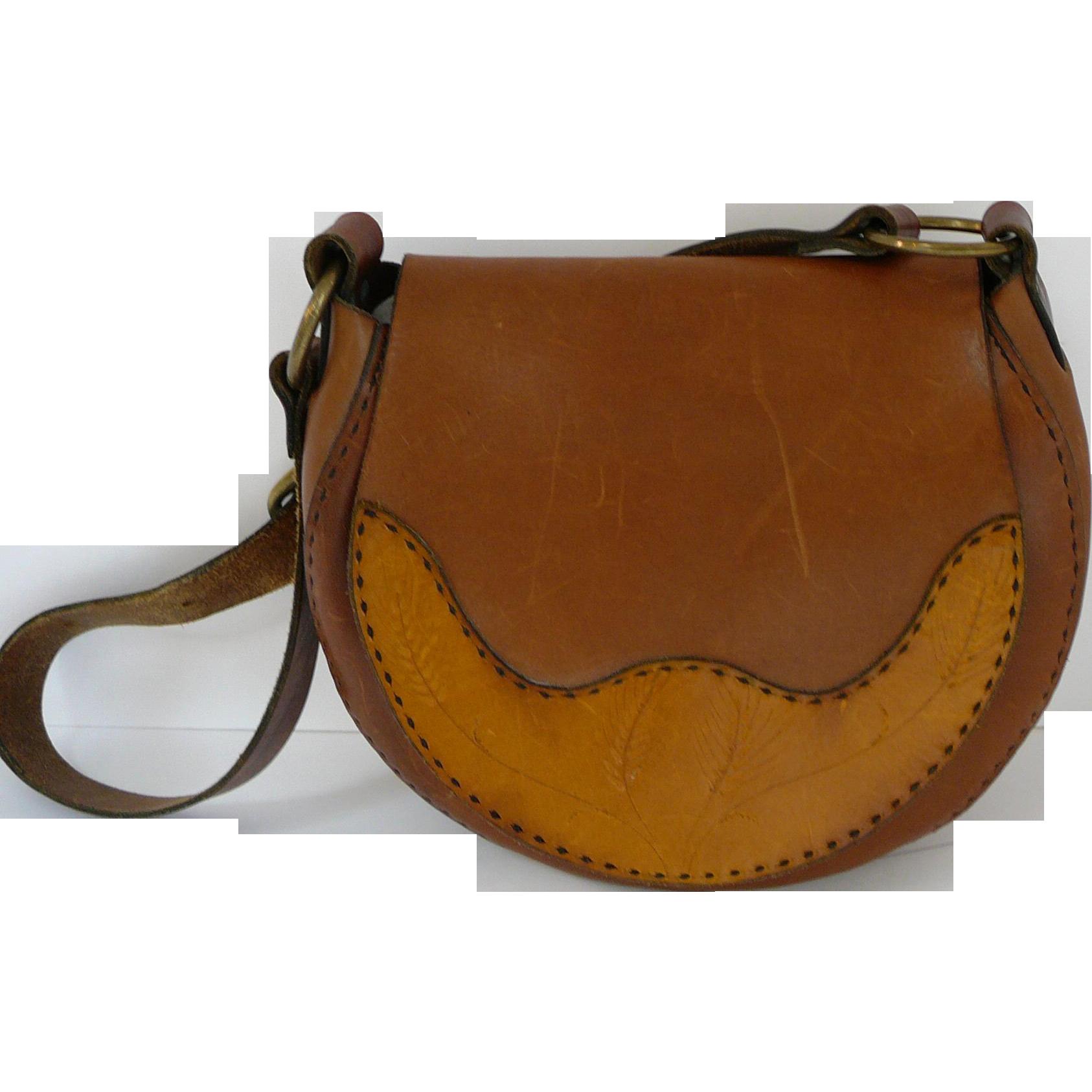 Fleur De Lis Kitchen Canisters Tooled Leather Saddle Bag Vintage 28 Images Brown