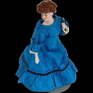 Rare Galluba Hofmann Fashion German Bisque Doll