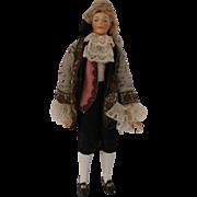 Antique Galluba Hofmann Male Fashion Doll
