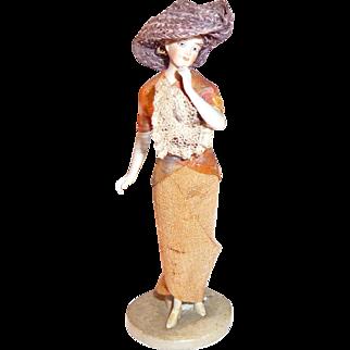 Rare Mini Galluba Hofmann Fashion Doll