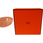 Hermes Small Orange Gift Box
