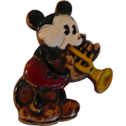 1930 Micky Mouse Celluloid Pin