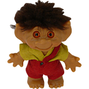 Vintage 1961 Thomas Dam Troll Bank
