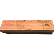 Gilchrist No. 31 Icecream Scoop in Original Box.