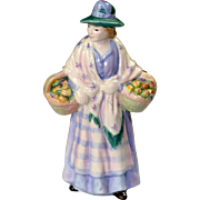 Royal Doulton Contemporary Miniature Figure - Romany Sue HN 4812