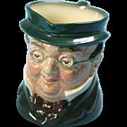 Royal Doulton Vintage Character Jug - Small #D5839