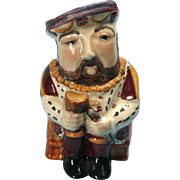 King Henry VIII Small Vintage Character Jug
