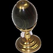 """Nicholas Egg"" Kaleidoscope by Van Cort Instruments."