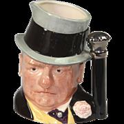 Royal Doulton Character Jug - W.C. Fields D6674
