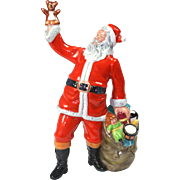 Royal Doulton Santa Claus Figurine - HN2725