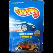 """Hot Wheels """"Malt 'o Meal"""" toy"""