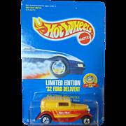 "Hot Wheels ""Malt 'o Meal"" truck"