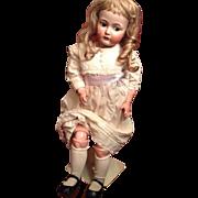 Mein Liebling 117N Large Kämmer & Reinhardt Simon & Halbig doll