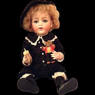 21'' Kestner JDK 257 character boy doll