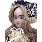 Beautiful antique Jumeau doll