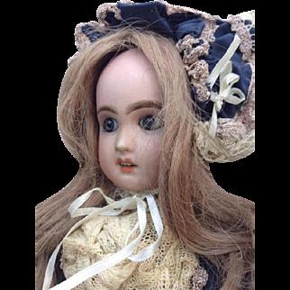 Beautiful antique Jumeau doll