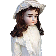 Beautiful Kestner doll of high quality 35 inch!