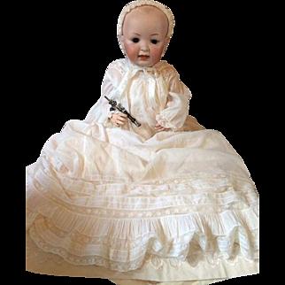 Adorable JD Kestner baby doll 14 - 23,5 inch.