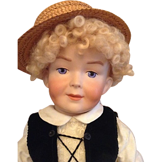 17'' Lovely character doll