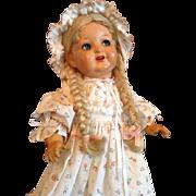 Antique Franz Schmidt doll with flirty eyes